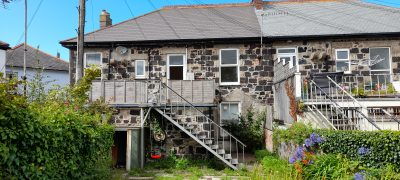 3 bedroom apartment  with large garden – Copperhouse, Hayle